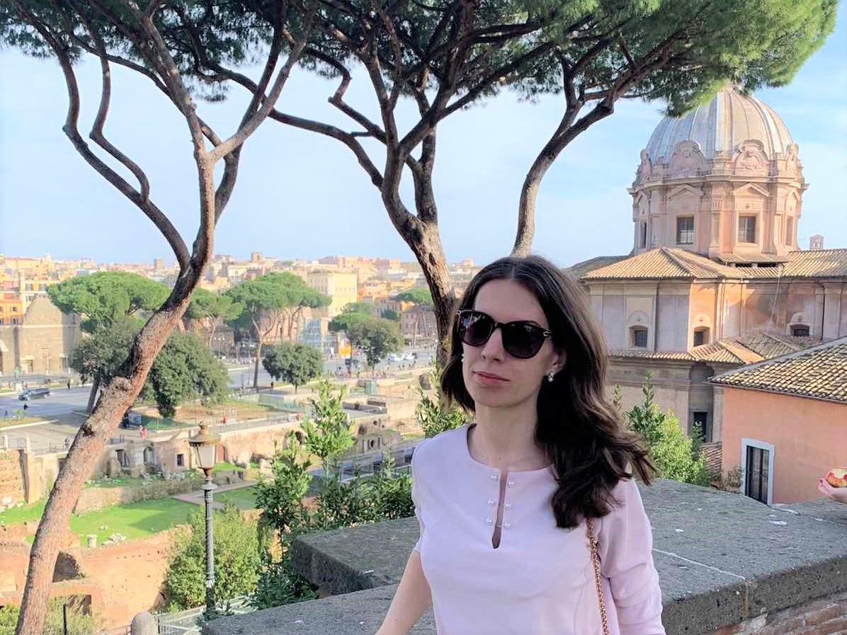 Рим - Пратеник на полумесеца