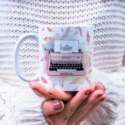 чаша за писатели